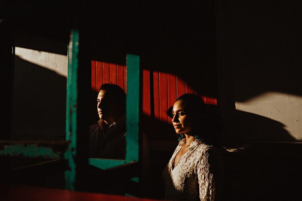 Valeria + Alan